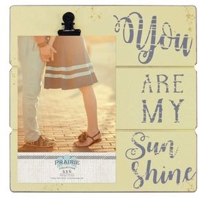 """""""You Are My Sunshine"""" Photo Clip Frame"""